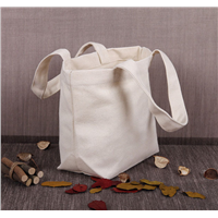 Customized Canvas Shopping Bag for Sale