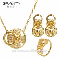 TL-100 Popular Luxury Indian/Dubai Factory Direct Price Wholesale for Ladies Set Jewelry