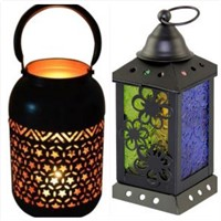 Metal Lantern for MID Est for Ramadam