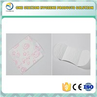Disposable Ladies Sanitary Pad Panty Liners for Women