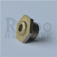 Brass OEM Service Tube Nut