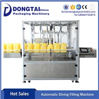 Lubricanting Oil Filling Machine
