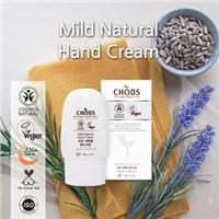 CHOBS Natural Hand Cream