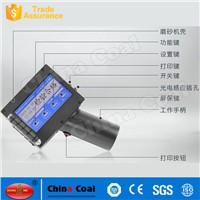 High Quality Portable Inkjet Batch Code Printer
