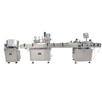 High Speed Automatic E-Liquid Filling Machine Electronic Cigarette