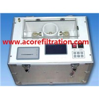 Testing Unit for Dielectric Strength of Transformer Oil