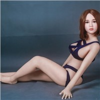 158cm Hilun Silicone Sex Doll for Man