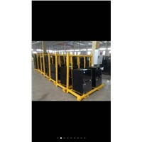 L-Frame Glass Storage Rack