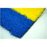 Blue Artificial Grass for Children, Kindergarten, Playground. WF-DJ10000