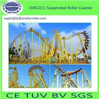 Major Park Rides Exciting Suspended Roller Coaster Best Price