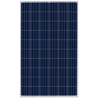 260W Yingli Poly Solar Panel, High Quality & Competitive Price