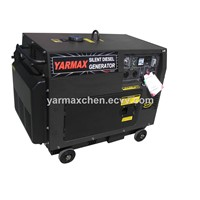 5.5kVA Economic Silent Type Diesel Generator 6500T Series