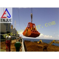 Electric HYDRAULIC CLAMSHELL GRABS
