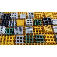 FRP Fiberglass Molded Gratings
