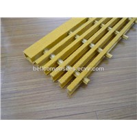 FRP/GRP Grating, Pultruded Grating.