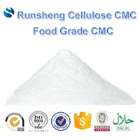 Food Additives Thickener Sodium Carboxymethyl Cellulose Food Grade CMC Halal Kosher