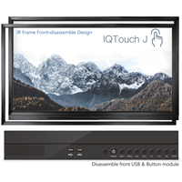 IQTouch Interactive Display Flat Panel