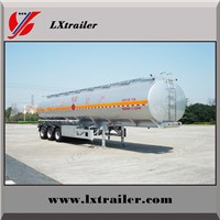 Shandong Liangxiang Tri-Axle Fuel Diesel Tanker Trailer