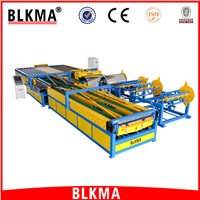 Blackma Square Duct Production Line 5 / Air Duct Manufacturing Machines