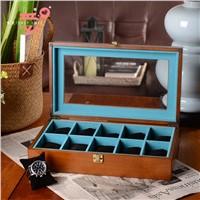 Tea Holder Wood Box Packaging