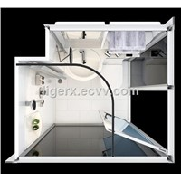 Container Shelter Bathroom Pods