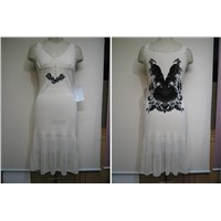 White Sweater Dress Womens