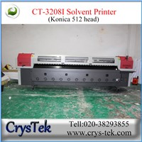Crystek CT-3208I Solvent Printer with Konica 512i Print Head