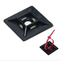 Nylon Soft Cable Tie Mounts