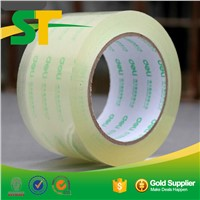 Low Noise Crystal Super Clear Acrylic BOPP Packing Adhesive Tape for Carton Sealing