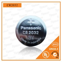 Original Quality 3V CR2032 /CR2032L/BN Button Cell Lithium CMOS Battery