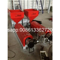 ABA Three-Layer Co-Extruder PE Film Blowing Machine