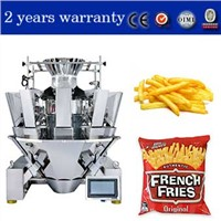 Potato Chips Weighing Machine for Packaging Machine