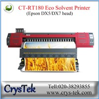 1.8m Inkjet Digital Printer with 2pcs Epson Dx5/Dx7 Head