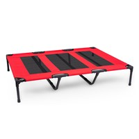 Elevated Indoor Outdoor Portable Bed - Extra Large Size