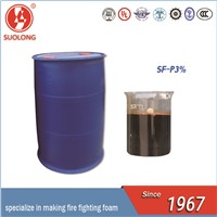 Protein Foam Concentrate/Protein Foam Extinguishing Agent(P3%)