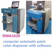 Computer Automatic Paint Color Tinting Machine with Software