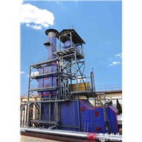 Generator Set Exhaust Gas Boiler Steam Boiler for Electricity Generation