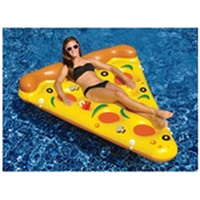 Pizza Floats, Inflatable Pizza Floats, Giant Pool Floats, Inflatable Pool Floats
