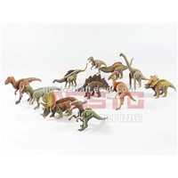 DIY Educational Toy 3D Puzzle Handmade for Kids Dinosaur Toys