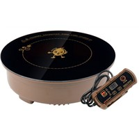 Hot Pot Cooker with 2000w Catering Industry Induction Cooker