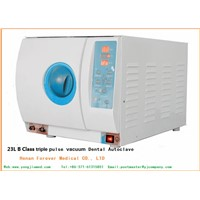 B Class 23L Dental Equipment Autoclave