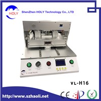 HOLY VL-H16 Automatic Vacuum Laminating LCD Repair Machine 16inch