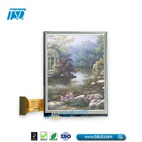 Hot Selling Sunlight Readable 3.5 Inch TFT LCD Panel QVGA 240*320 Transflective Display