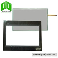 NEW NB10W-TW00B-Z NB10W-TW01B HMI PLC TouchScreen & Front Label
