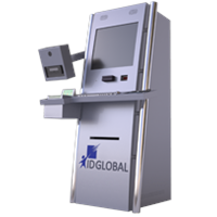Self-Service Terminal Kioks for Payment In Retail Industry