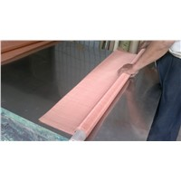 Red Copper Wire Mesh for RF Shielding, Red Copper Wire Cloth