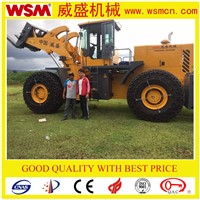 Hot Sales 32 Tons Block Loader with Centralization Lubrication System for Quarry Exploiting