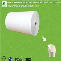 PE Coated Paper for French Fries Paper Cup