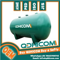 QDHICOM Fabericated ASME Certificated Air Compressor Receiver Tank