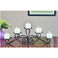 Home Table Decoration Candeladra Metal Candle Holder